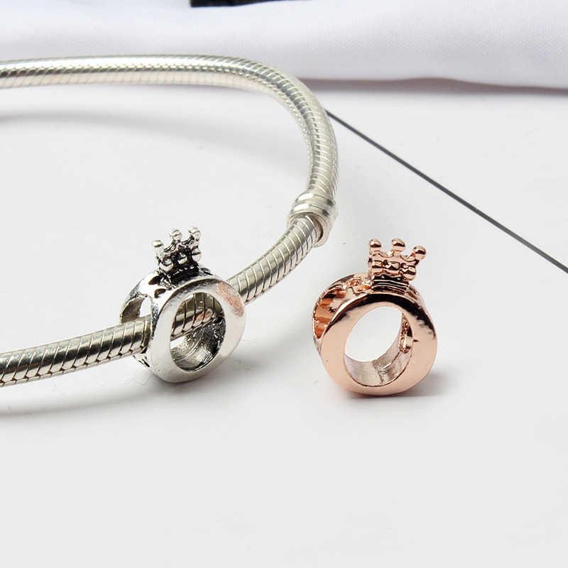 CUTEECO جديد سبائك تصفيح ولي الخرز يناسب الأصلي باندورا سحر سوار للنساء DIY اليدوية مجوهرات الأزياء الاكسسوارات