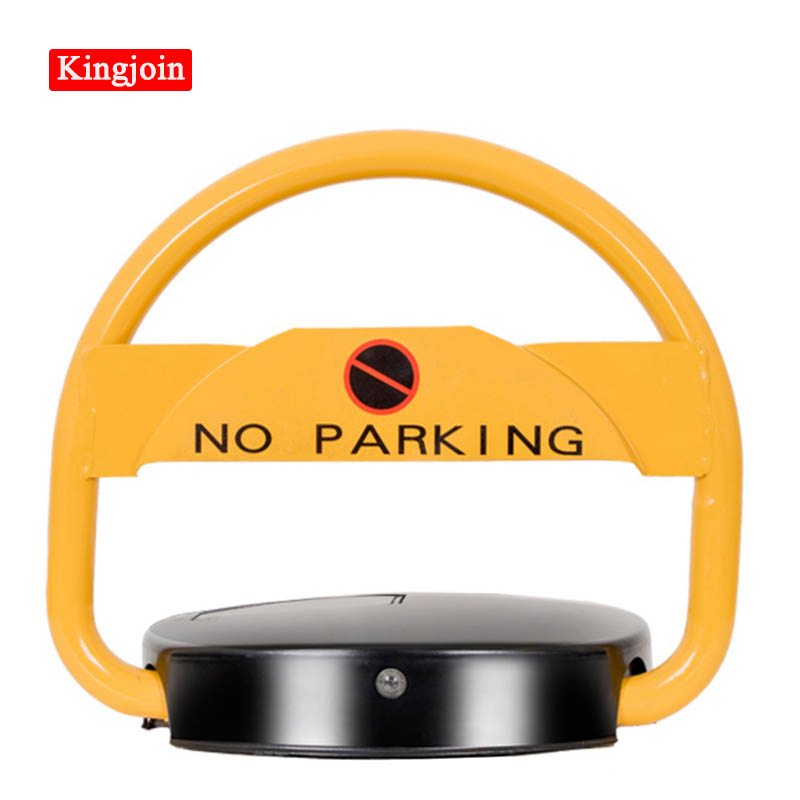 High Quality Waterproof Solar Powered Automatic Car Parking Space Lock Solar Remote Car Parking Lock 4 Orders