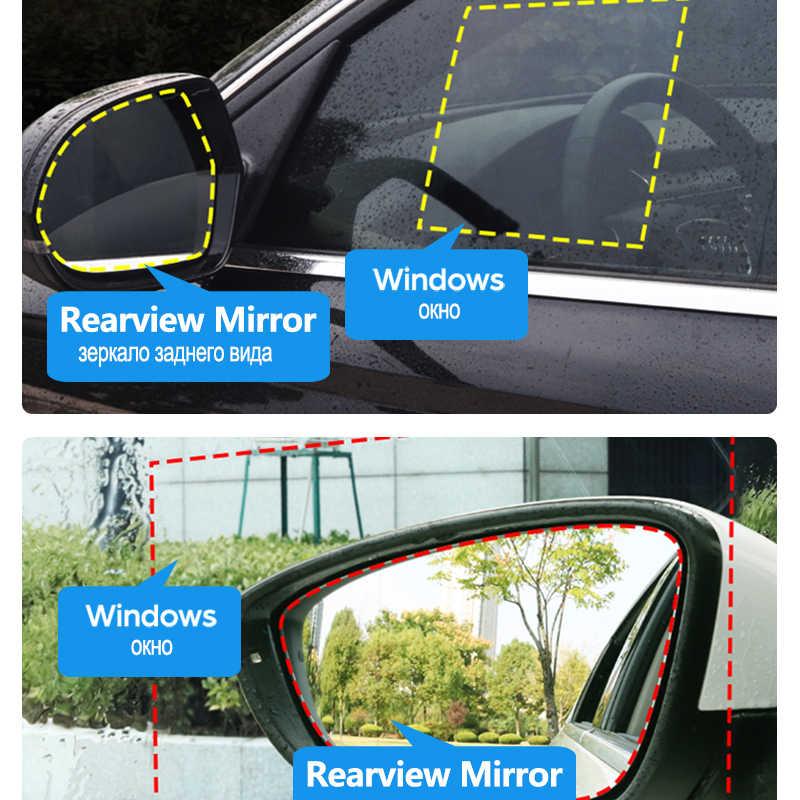 Volledige Cover Anti-Fog Film voor Mercedes Benz GLA X156 GLA180 GLA200 GLA220 GLA250 200 220 250 220d AMG achteruitkijkspiegel Regendicht