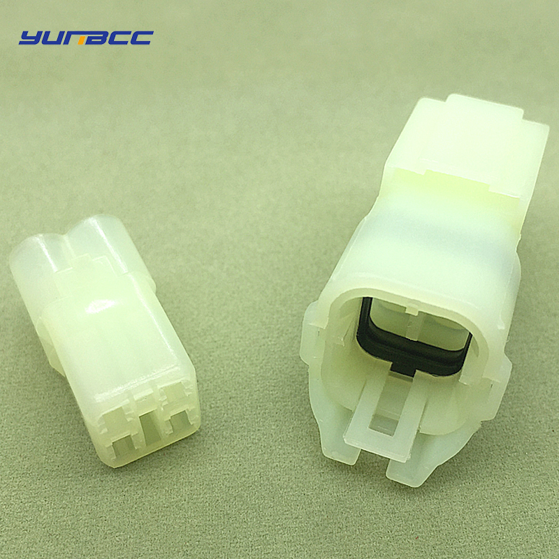5 Sets 4 Pin/way Sumitomo HM .090 Series Waterproof Female And Male Wire Connector  6180-4181 6187-4441 For Changan Suzuki