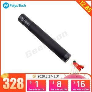 Image 1 - Original Feiyu Tech Extention Reach Pole Stange für G6 G6P OSMO Mobile 3 2 Glatte 4 moza mini s vilta m pro isteady Handheld Gimbal