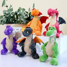 30cm high quality Simulation dinosaur Plush Toy Lovely Soft Stuffed dolls Birthday Gifts For Children Christmas gifts