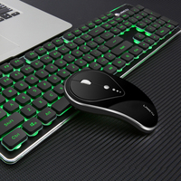 104 Keys Silence PC Wireless Desktop Ergonomic USB Rechargeable Home For Laptop Office With Backlight Mechanical Gaming Led