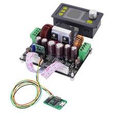цена на DPH5005 computer mobile phone communication boost step-down DC voltage regulator adjustable switching power supply module