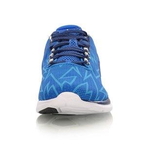 Image 4 - (كسر رمز) لى نينغ الرجال عداء خفيف احذية الجري وسادة تنفس LiNning لى نينغ أحذية رياضية أحذية رياضية ARBM021 XYP493