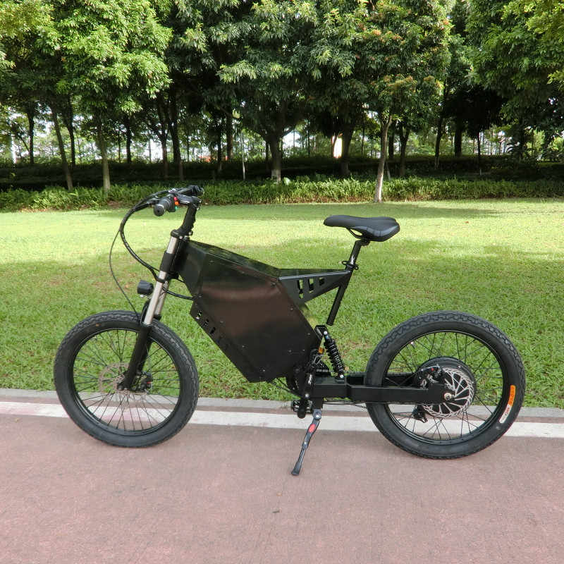 48V800W60V1500W Plus Stealth Bomber Electric bicycle eBike Stealth Bomber e-Bike with Lithium Ion Battery
