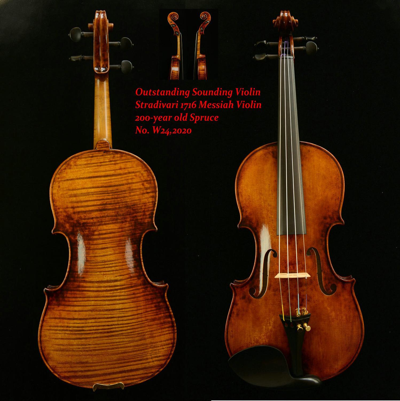Violin-Master-Wang's-A-Great-Success Photo-Outstanding Actual No.w.24
