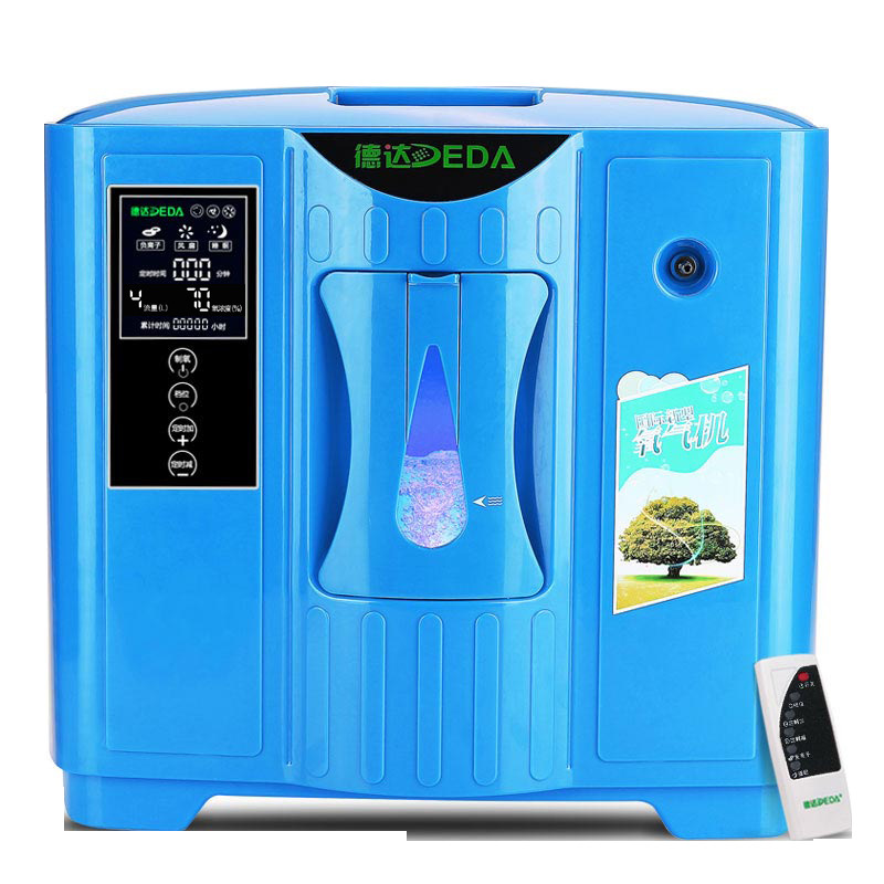 DDT-2F (Englisch version) sauerstoff maschine 2L-9L/min sauerstoff generator konzentrator sauerstoff, der maschine Sauerstoff absorber 220v1pc