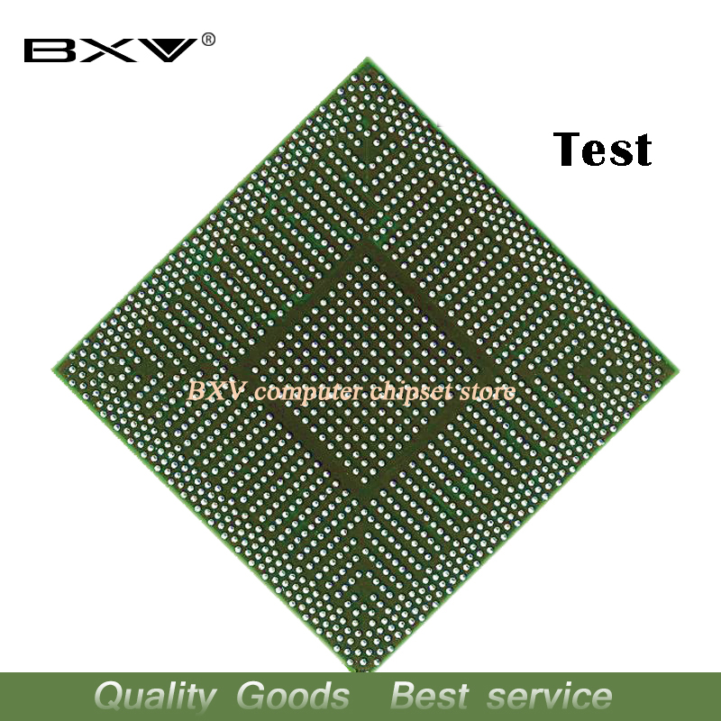 Free Shipping 100% test very good product <font><b>216</b></font>-<font><b>0732025</b></font> <font><b>216</b></font> <font><b>0732025</b></font> bga chip reball with balls IC Chipset image