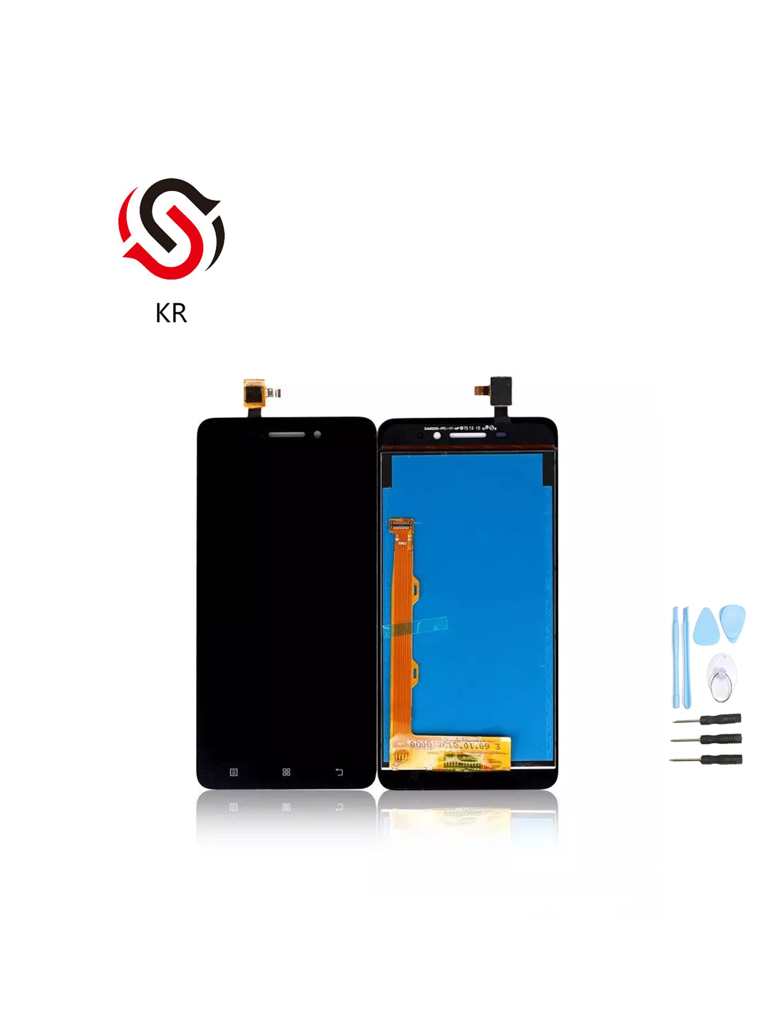 Tested 1280x720 For Lenovo s60 S60W S60T S60A S60-a Touch Display LCD Screen Digitizer Assembly Replacement Monitor Panel Module image