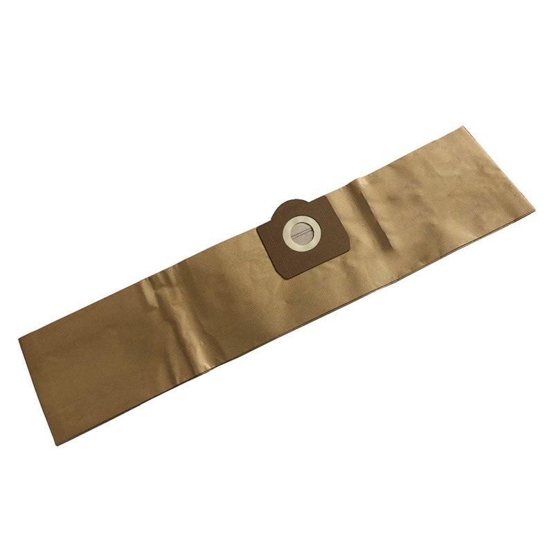 Papierowa torba kurz wymiana akcesoria do czyszczenia domu dla KARCHER MV3/WD 3.000-WD 3.999 próżni Cleaner Hot