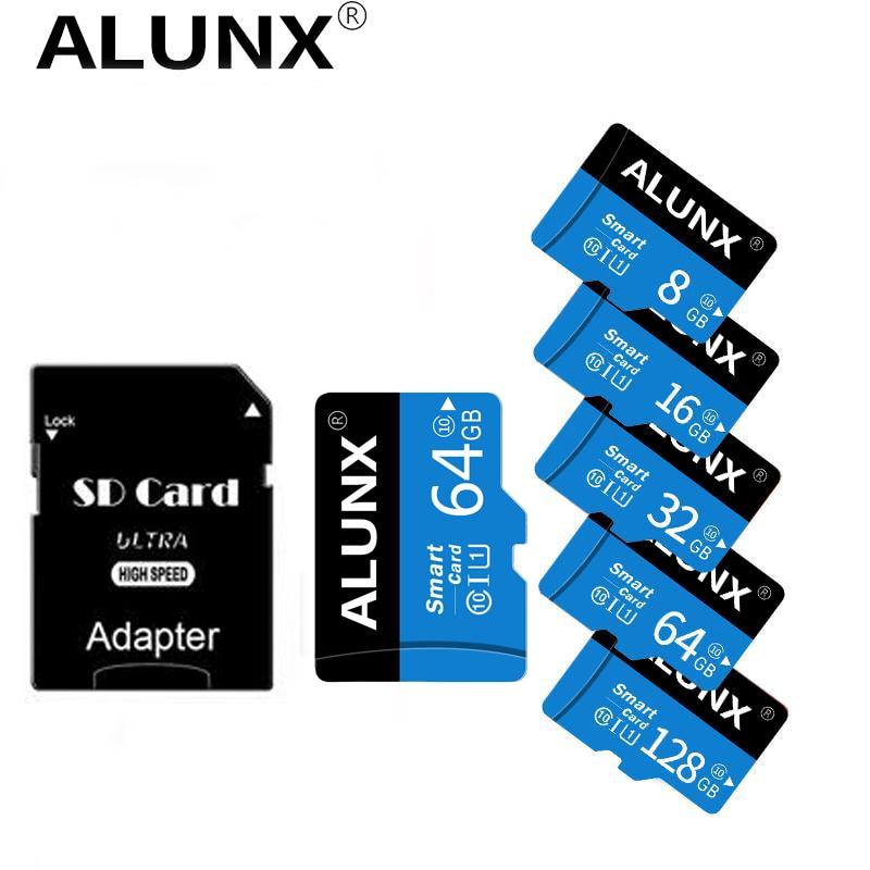 Micro SD 64GB Card Class10 Flash Card Memory Microsd TF SD Card 8 16 32 64 128 GB Memory Card 128GB 64GB 32GB 16GB 8GB Adapter