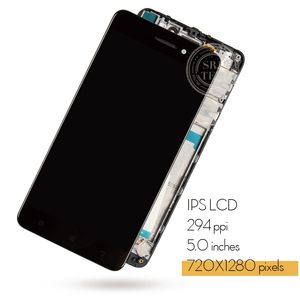 Image 2 - Tested 5.0 IPS Display For Lenovo S60 LCD Touch Screen Digitizer S60W S60T S60A Replace Parts For Lenovo S60 Display