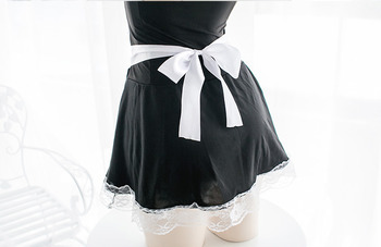 Babydoll Dress Uniform Costume  5