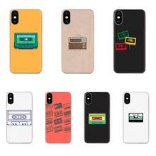Retro Camera Cassette Tapes TPU Phone Coque For Galaxy J1 J2 J3 J330 J4 J5 J6 J7 J730 J8 2015 2016 2017 2018 mini Pro(China)
