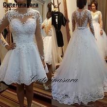 New Detachable Train Princess Vestido De Noiva Lace Appliques Pearls Bridal Gowns Ball Gown Wedding Dresses стоимость