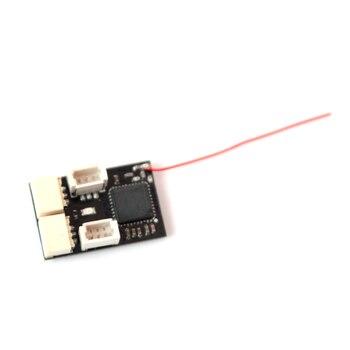 MA-RX42-D Mini DSMX/DSM2 kompatybilny 7CH Spektrum odbiornik 1.0g V2 funkcja TELEM odbiornik AR6400