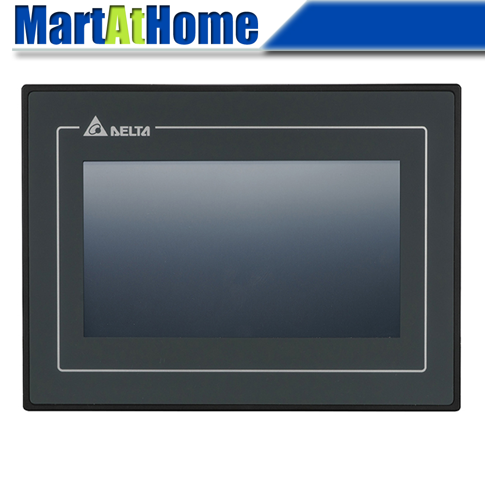 DELTA DOP-107BV Basic 7 Inch TFT Touch Panel HMI Human Machine Interface  1 COM Port 256 MB USB