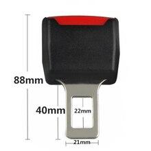 1 adet araba uzatma emniyet toka emniyet kemeri kart tutucu emniyet kemeri klip araba araba koltuğu evrensel ayarlanabilir emniyet kemeri klipsi genişletici