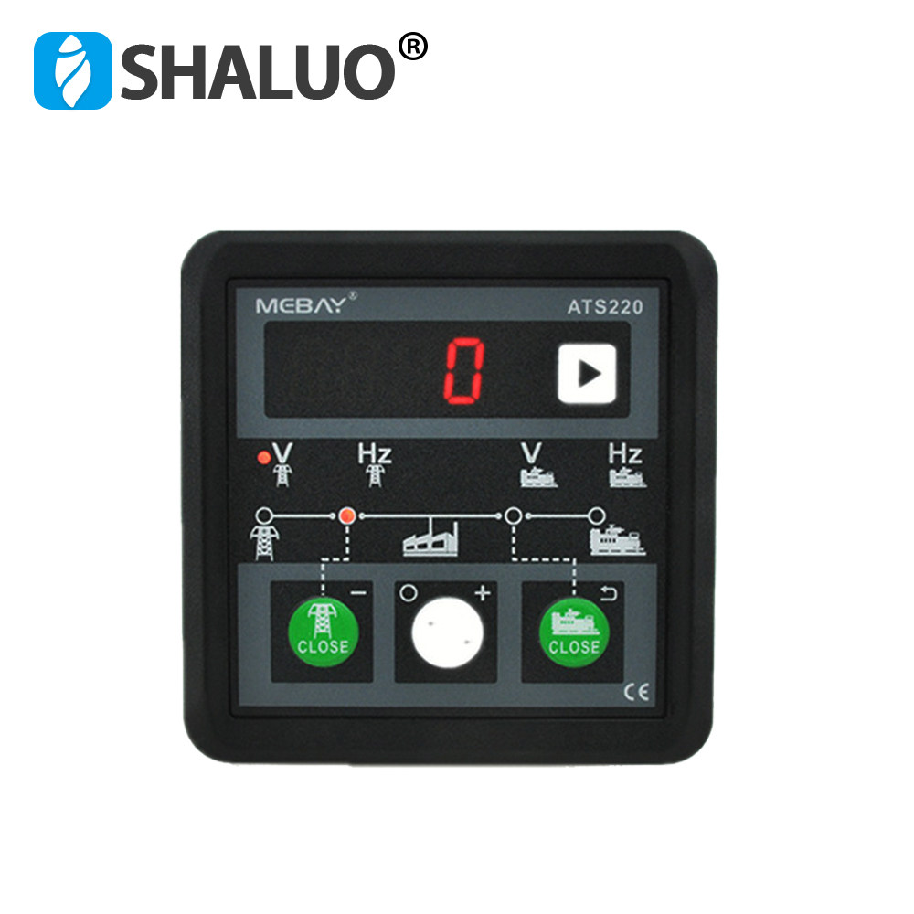 Details about  /Genst Controller DC30D for Small Diesel Gasoline Generator Start Stop Monitor