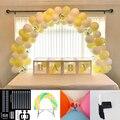 Прозрачный название почтовый ящик шары арочный комплект стол арка для воздушных шаров стенд Baby Shower первый 1st День рождения украшения