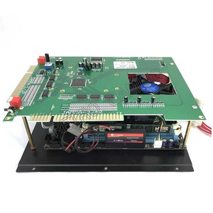 Image 4 - Gmae King V2.4 Multi classic jamma game board Arcade Multigame PCB 2100 in 1 with ATX POWER SUPPLY