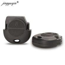 jingyuqin Replacement Remote Key Cover Case FOB 2 Buttons For Nissan Micra Almera Primera X-Trail