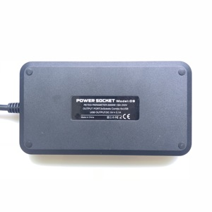 Image 3 - Power Stripสมาร์ทซ็อกเก็ตUSBอะแดปเตอร์Surge Protector 3 Way AC Universal Outletsปลั๊กEU/US/UK/AU 2M Extension Cord