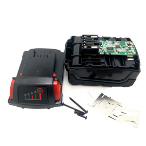 Image 3 - For Milwaukee 18V M18B Li ion Battery Plastic Case Charging Protection Circuit Board M18 48 11 1815 3Ah 4Ah 5Ah PCB Board Shell