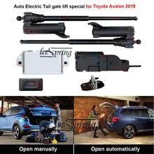 Smart Auto Electric Tail Gate Lift Special for Toyota Avalon 2019 Original car with suction lock
