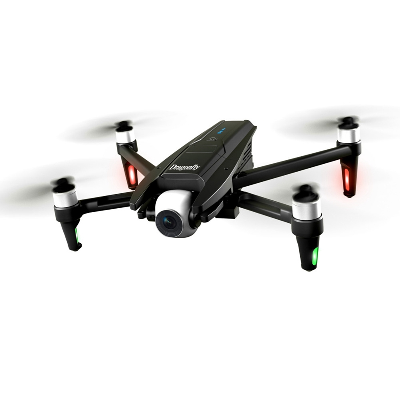 Dragonfly KK13 GPS WiFi FPV With 4K HD 2.4G Camera 2-A&xis Gimbal 170° Pitch Optical Flow Brushless RC Drone Quadcopter RTF