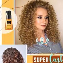 70ml Super Curl Defining Booster Home Salon Conditioner Booster Booster Curl Portable Essence 70ml Hair Super Styling I0F2