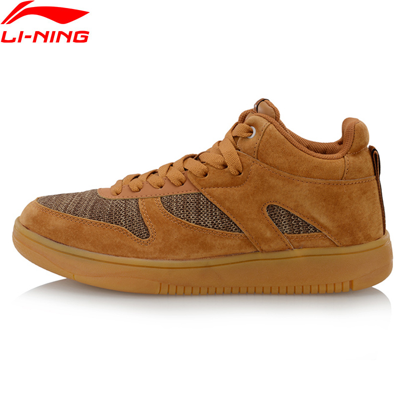 (Break Code)Li-Ning Men LN JUSTICE Lifestyle Shoes Wearable Classic Sneakers Leisure LiNing Li Ning Sport Shoes AGCN307 YXB242