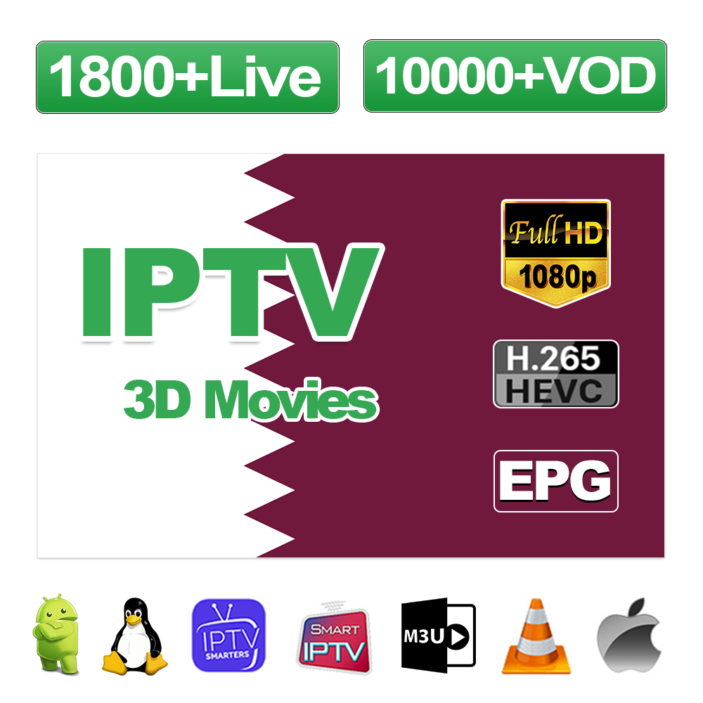 IPTV Arabic M3U Subscription Smart IPTV Code 12 Months Pk QHDTV Dazn Spain M3u Netherlands Europe IPTV Morocco Belgium 4K Arabic