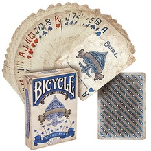 Bicycle Americana Playing Cards America Deck Poker Size USPCC Limited Edition Magic Card Games Magic Tricks Props for Magician