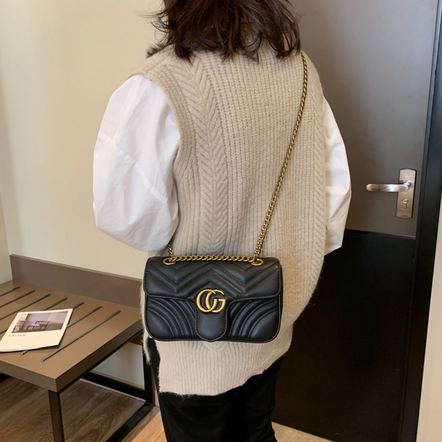 Shoulder bag female  CG small crossbody for female 2020