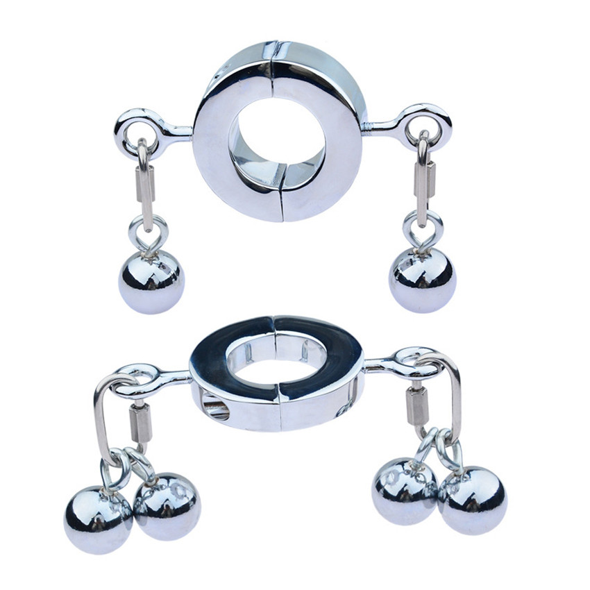 2020 Hot Sale Top Quality Stainless <font><b>Steel</b></font> Cock <font><b>Ring</b></font> Heavy Duty Metal Delayed Ejaculation <font><b>Penis</b></font> <font><b>Ring</b></font> Adult Sex Toys Men Male Gay image