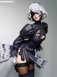 Statue Fans Action-Figure Model-51cm Ps4 Game Gifts Nier Automata 2B No for MLS002 Yorha