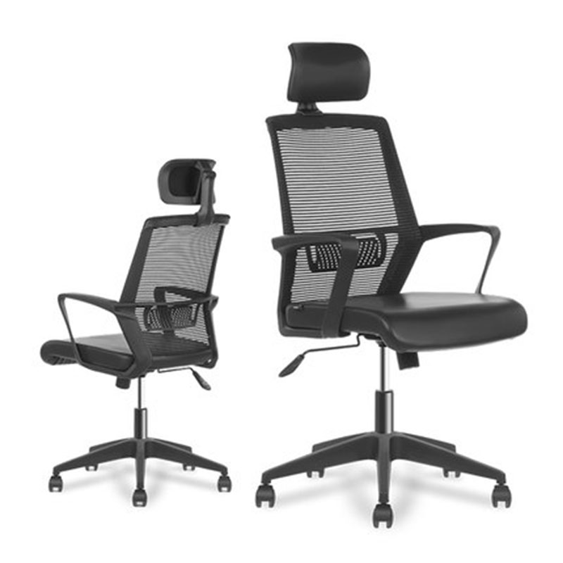 Household Computer Chair Lifting Swivel Chair Office Chair Breathable Leisure Chair Study Chair Comfortable Sedentary Simple
