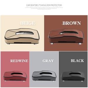 Image 5 - Creative Sports Car Shape Leather Tissue Bbox Sun Visor Holder Seat Back Hanging Pater Towel Case Storage Bag Business Card Clip