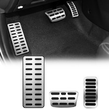 Аксессуары для стайлинга автомобилей педаль сцепления для Hyundai Elantra Accent i30 iX35 IONIQ Veloster Encino Kona Venue LAFESTA Brio