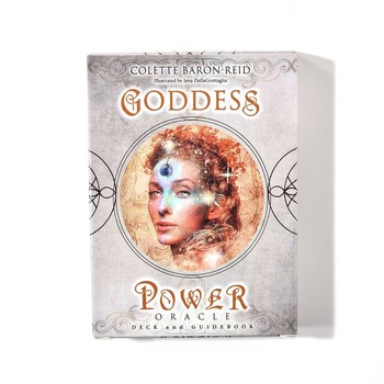 Goddess Power Oracle Colette Baron-Reid the symbolic energy of goddesses from cultures around the world girls goddesses and giants