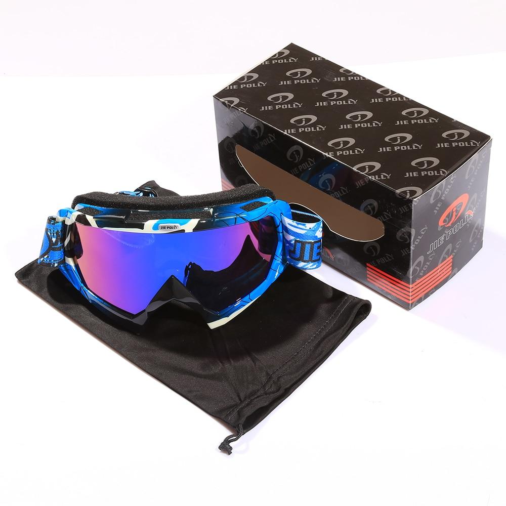 Ski Glasses Goggles Ski Skiing Snowboard Gafas Sports UV40 Sunglasses Men Women Multi-color Lens Skating Anti-wind