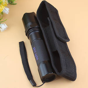 Holster-Torch-Case Pouch Hunting-Lighting-Clip Rotatable-Flashlight Tactical for Belt