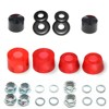 Skateboards Shock Suit Kit 90a Hard Longboard Pivot Cups Tube  Speed Ring Washers Cylindrical Bushings Skate Board Accessories
