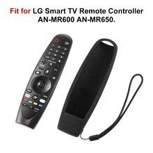 Dành Cho LG AN MR600 AN MR650 AN MR18BA MR19BA Ma Thuật Điều Khiển Từ Xa Trường Hợp SIKAI Smart Tivi OLED Bảo Vệ Bao Silicone Chống Sốc