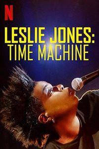 莱斯莉·琼斯:时间机器[高清]