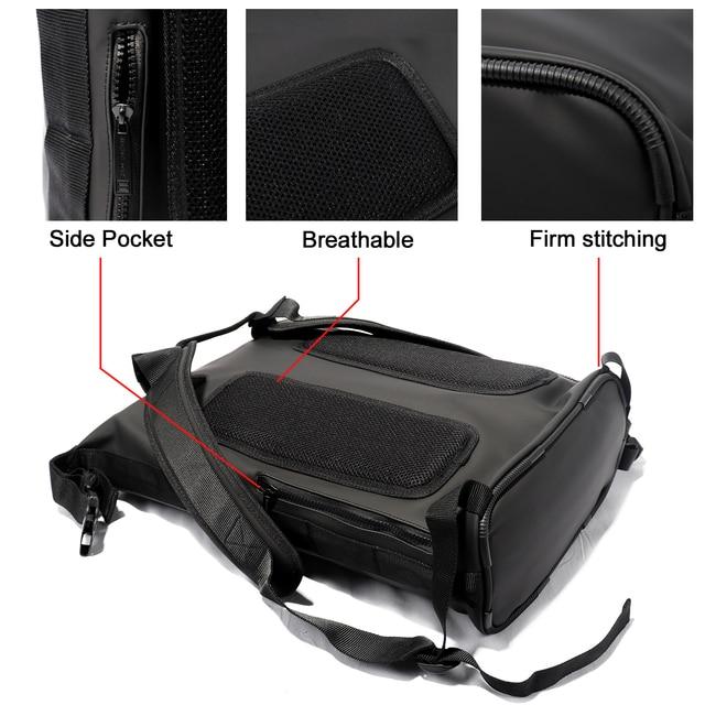 High Fasion Streetwear Backpack  2