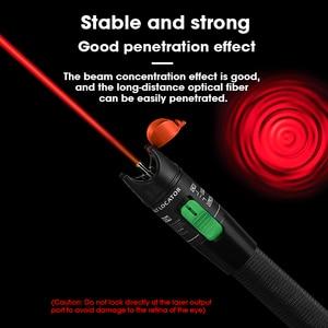 Image 3 - Localizador Visual de fallos láser de 30MW/20MW/10MW/5KM, probador de Cable de fibra óptica, rango de 10 30Km, VFL AUA 30
