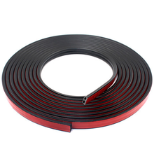 For Toyota Camry 2007 2018 2019 2020 Rubber Type B Sealant Protector Weatherstrip Auto Trunk Bonnet Edge Seal Strip Waterproof